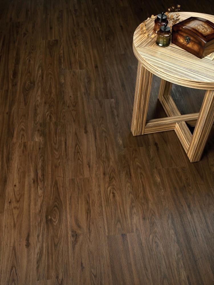 Resilient Vinyl Tile Flooring Earthwerks